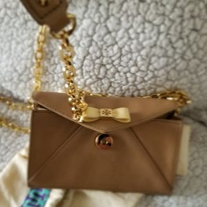 Small crossbody chain bag